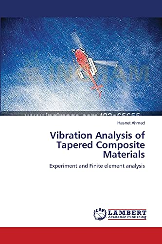 Vibration Analysis of Tapered Composite Materials: Experiment and Finite Element Analysis