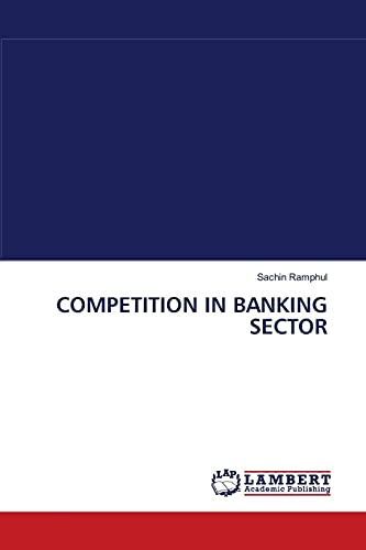 9783838313870: COMPETITION IN BANKING SECTOR