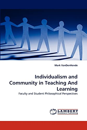 Individualism and Community in Teaching and Learning: Mark VanDenHende