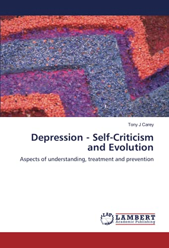 9783838321073: Depression - Self-Criticism and Evolution