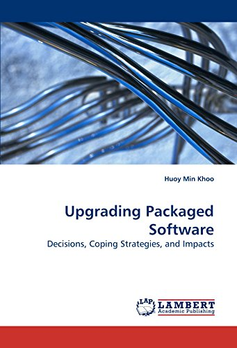 9783838323763: Upgrading Packaged Software: Decisions, Coping Strategies, and Impacts