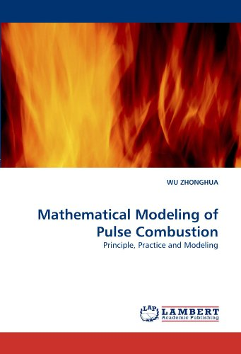 9783838327075: Mathematical Modeling of Pulse Combustion: Principle, Practice and Modeling