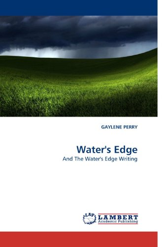 9783838327372: Water's Edge: And The Water's Edge Writing