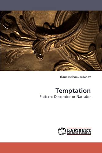 Temptation: Iliana Helena Jordanov