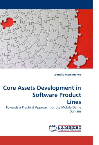 9783838329918: Core Assets Development in Software Product Lines: Towards a Practical Approach for the Mobile Game Domain