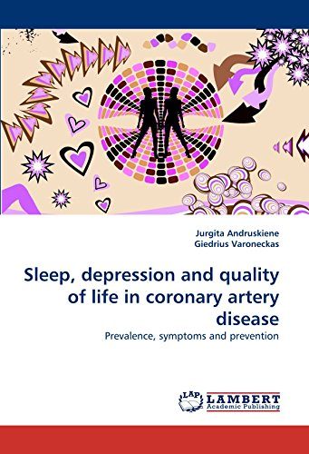 9783838330433: Sleep, depression and quality of life in coronary artery disease: Prevalence, symptoms and prevention
