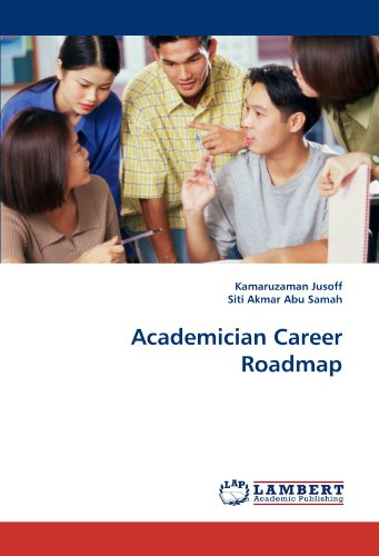 9783838331294: Academician Career Roadmap