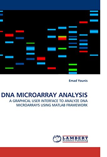 9783838331713: DNA MICROARRAY ANALYSIS: A GRAPHICAL USER INTERFACE TO ANALYZE DNA MICROARRAYS USING MATLAB FRAMEWORK