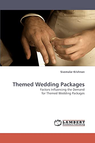Themed Wedding Packages: Sivemalar Krishnan