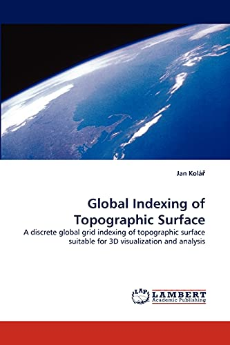 Global Indexing of Topographic Surface: Jan Kol