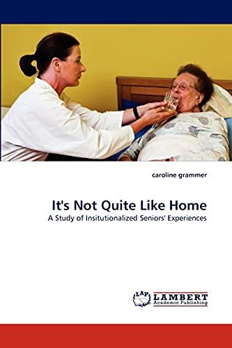 It's Not Quite Like Home: Caroline Grammer
