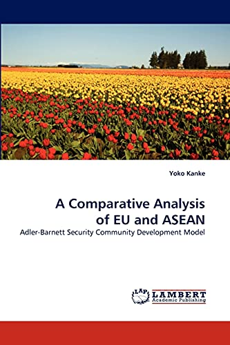 A Comparative Analysis of Eu and ASEAN: Yoko Kanke