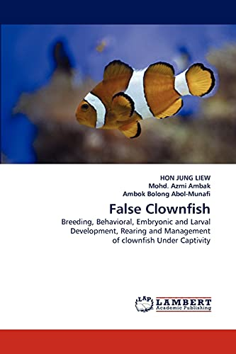 False Clownfish: HON JUNG LIEW
