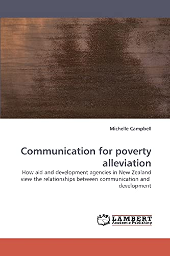 Communication for Poverty Alleviation: Michelle Campbell