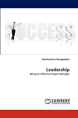 9783838348612: Leadership: Being an effective Project Manager