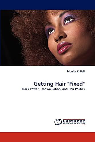 9783838350363: Getting Hair