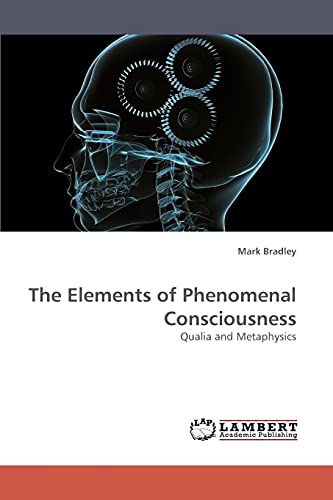 9783838357904: The Elements of Phenomenal Consciousness: Qualia and Metaphysics