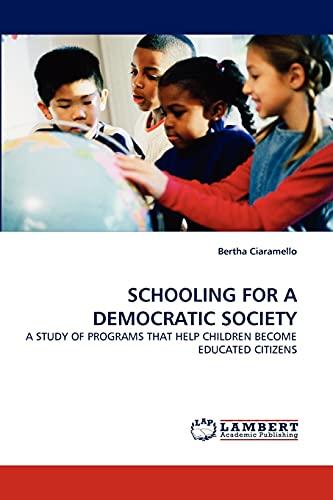 Schooling for a Democratic Society: Bertha Ciaramello