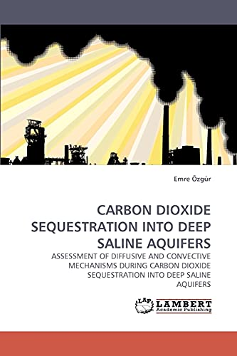 Carbon Dioxide Sequestration Into Deep Saline Aquifers: Emre Özgür