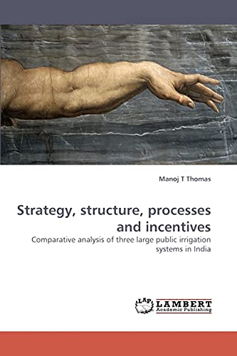 Strategy, Structure, Processes and Incentives: Manoj T Thomas