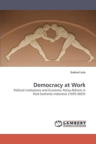 Democracy at Work: Gabriel Lele