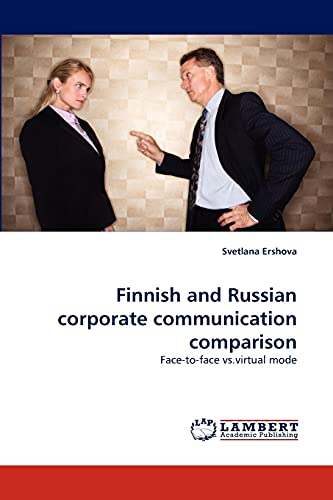 Finnish and Russian Corporate Communication Comparison: Svetlana Ershova