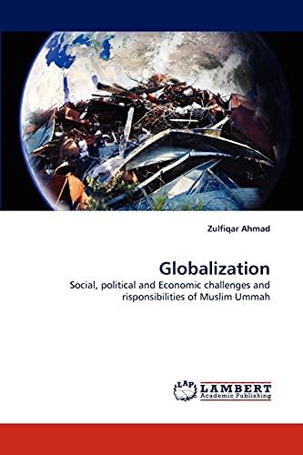 Globalization: Zulfiqar Ahmad