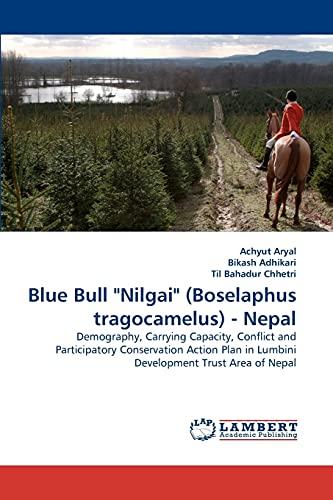 9783838378084: Blue Bull