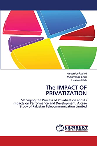 The IMPACT OF PRIVATIZATION: Managing the Process: Haroon Ur-Rashid, Muhammad