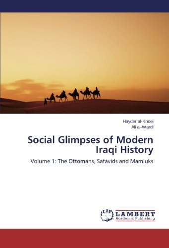 9783838380285: Social Glimpses of Modern Iraqi History