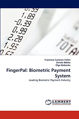 9783838384795: Fingerpal: Biometric Payment System