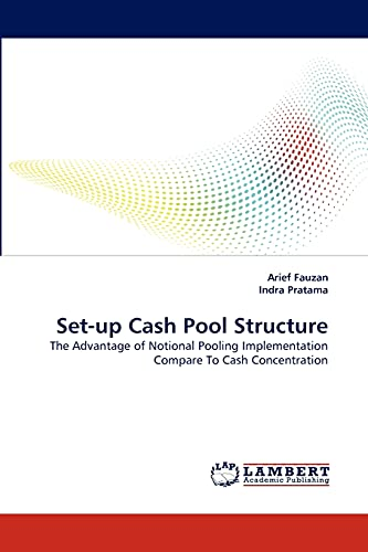 Set-Up Cash Pool Structure (Paperback): Arief Fauzan, Indra Pratama
