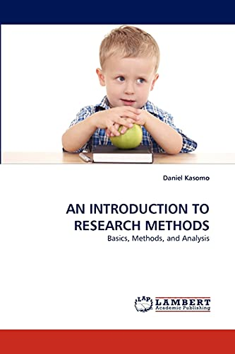 An Introduction to Research Methods: Daniel W Kasomo