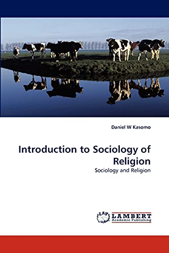 9783838393308: Introduction to Sociology of Religion: Sociology and Religion