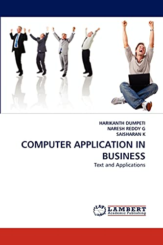 Computer Application in Business: HARIKANTH DUMPETI
