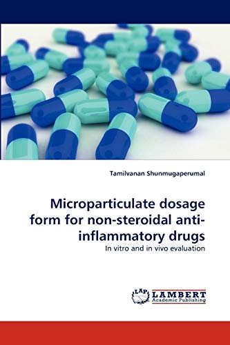 Microparticulate dosage form for non-steroidal anti-inflammatory drugs: In vitro and in vivo ...
