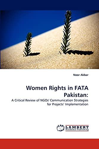 Women Rights in Fata Pakistan: Noor Akbar