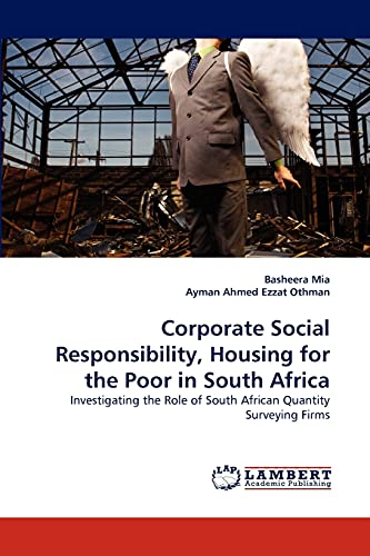 Corporate Social Responsibility, Housing for the Poor: Mia, Basheera /