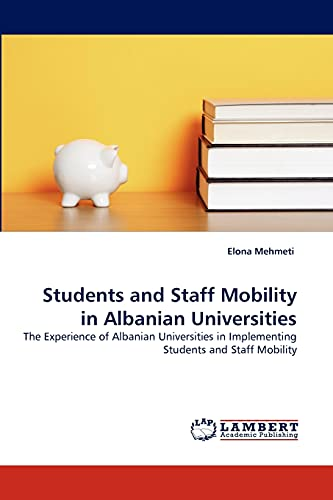 Students and Staff Mobility in Albanian Universities: Elona Mehmeti