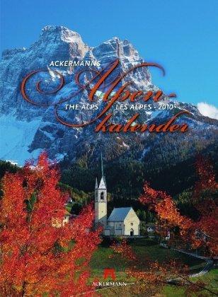 9783838410845: Alpen 2010. Kalender