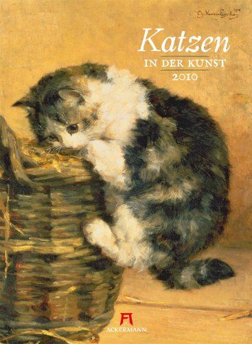 9783838411644: Katzen in der Kunst 2011