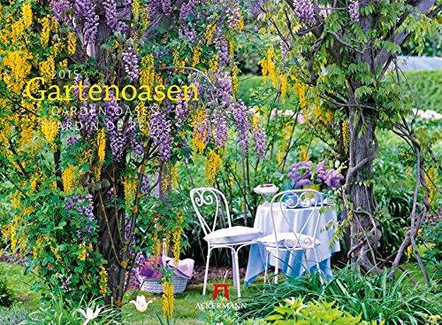 9783838415314: Gartenoasen 2015 Garden Oases. Jardin de Reves