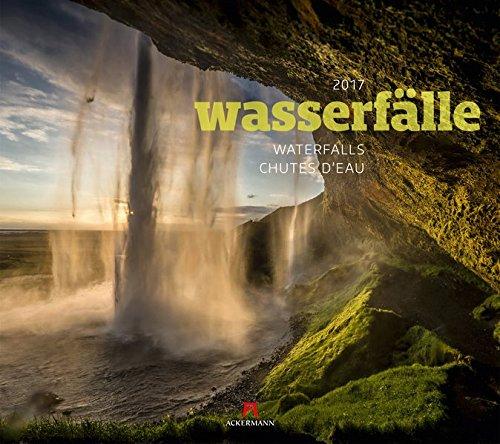 9783838417219: Wasserfälle 2017