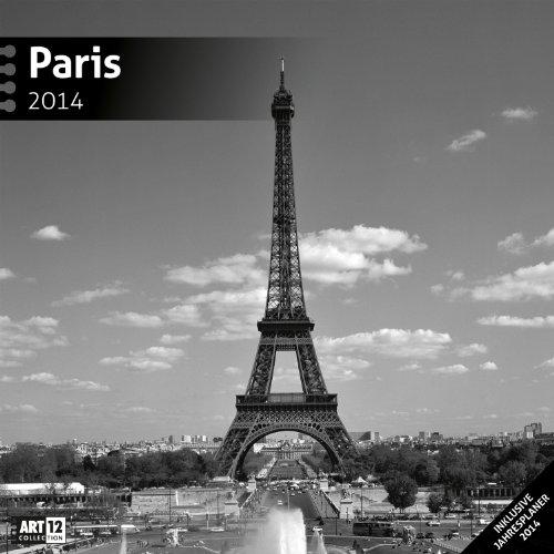 9783838454085: Paris 2014 Art14 Collection: Broschürenkalender. Inlusive 10 beliebig oft verschiebaren Markern
