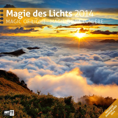 9783838454108: Magie des Lichts 2014 Art12 Collection
