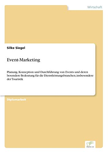 9783838603681: Event-Marketing