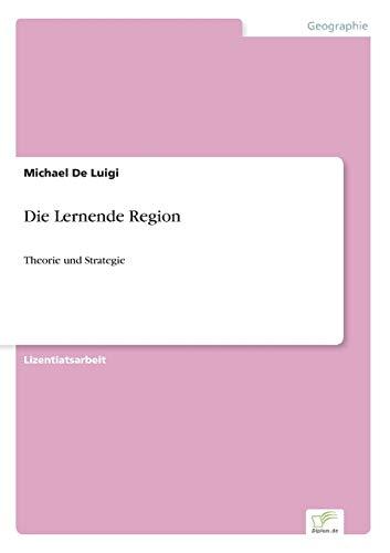 Die Lernende Region: Michael De Luigi