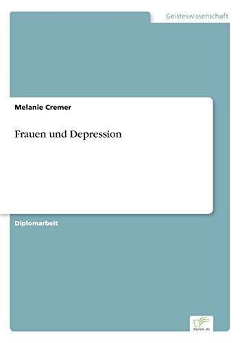 9783838626895: Frauen und Depression