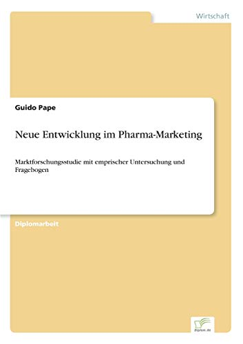 Neue Entwicklung im Pharma-Marketing: Guido Pape