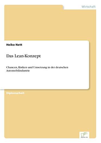 Das Lean-Konzept: Heiko Nett
